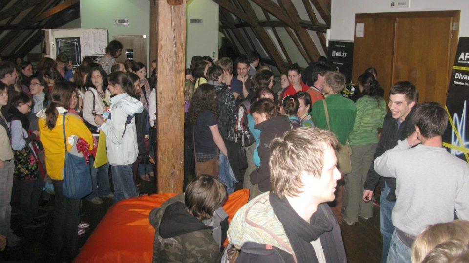 AFO 2010 - plné sály i předsálí
