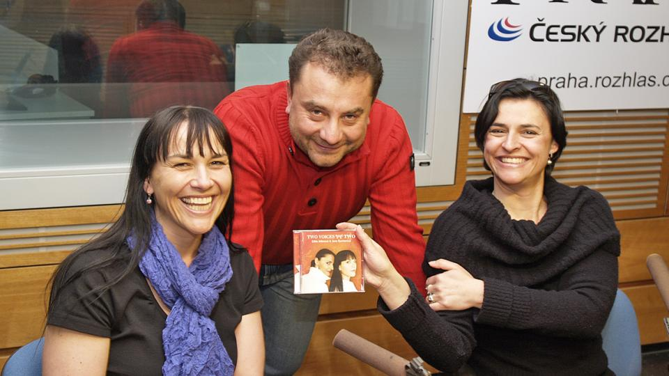 Edita Adlerová, Vladimír Kroc a Jana Rychterová