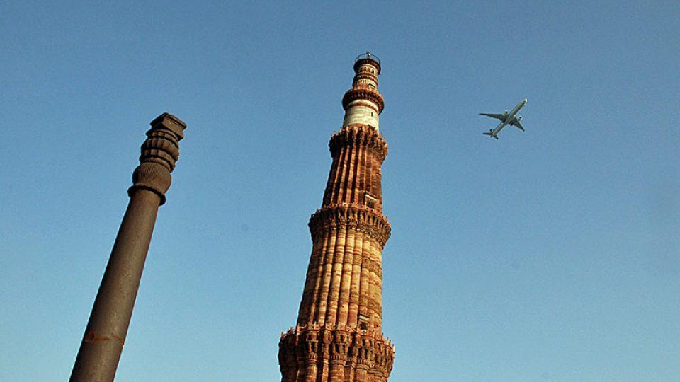 Železný sloup v Dillí