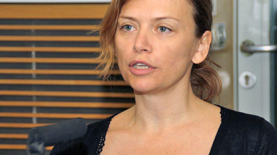 Helena Máslová z Centra psychosomatické péče