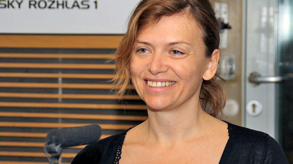 Lékařka Helena Máslová