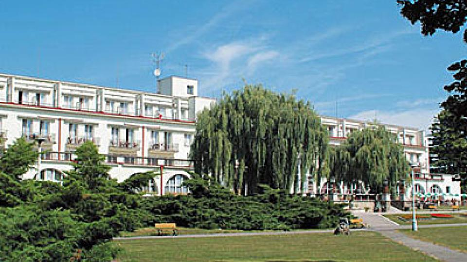 Masarykův dům v Lázních Velichovky