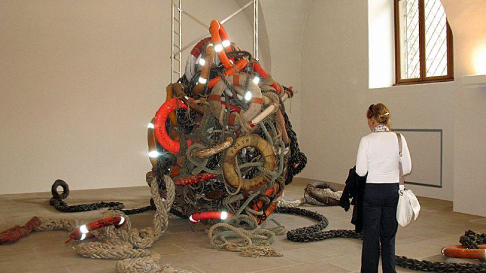 Expozice moderního umění