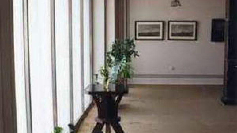 Vnitřní prostory Wenkeova domu