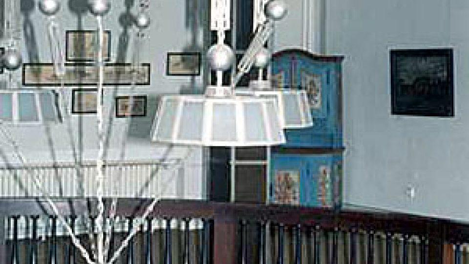 Osvětlení Wenkeova domu