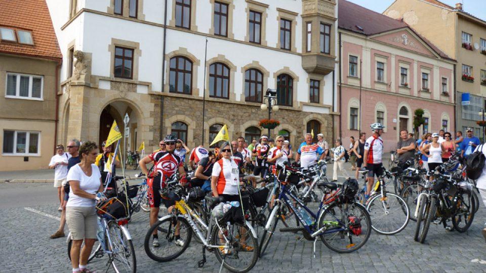 Letošní Expedice krajem André s Českých rozhlasem Brno se zúčastnilo  téměř 900 registrovaných cyklistů, z toho 42 dětí