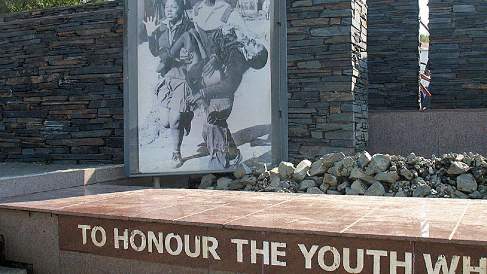 Památník povstání v Sowetu