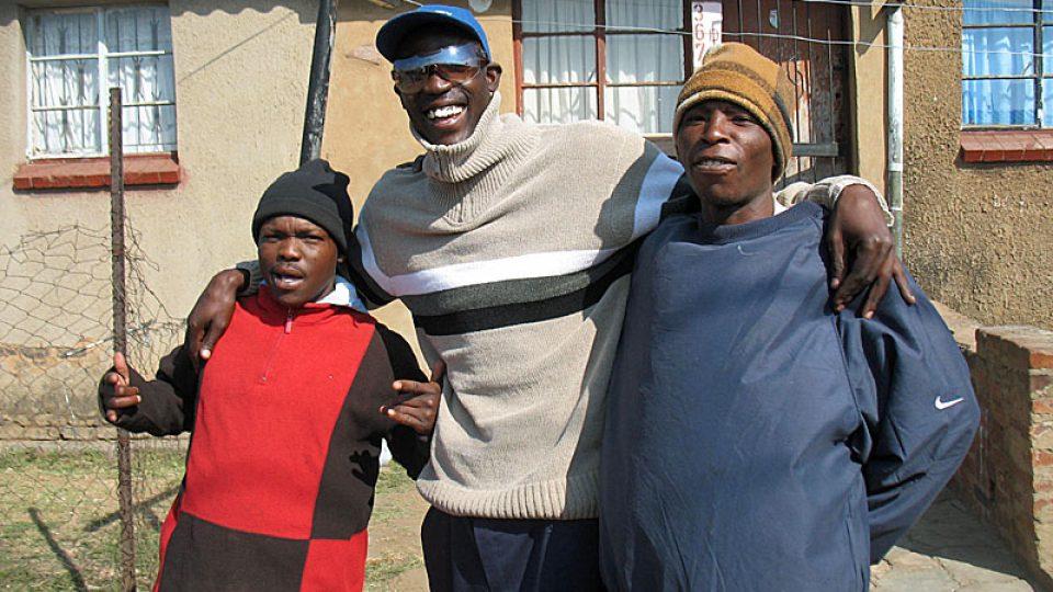 Veslí obyvatelé Soweta