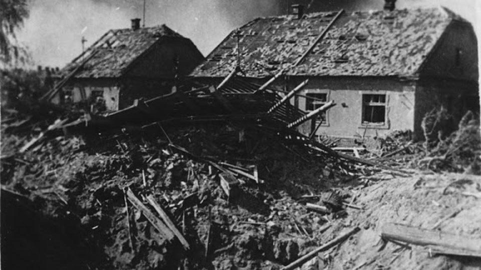 Nálet na Pardubice 24.8.1944