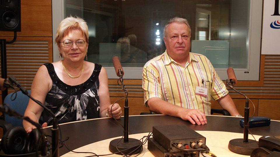 Alena a Jaroslav Klempířovi