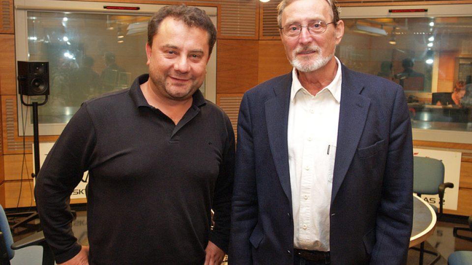 Vladimír Kroc a Ladislav Frej