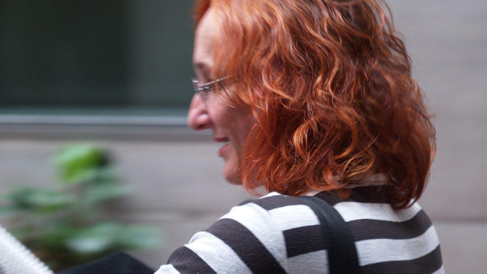 Lucie Bělohradská