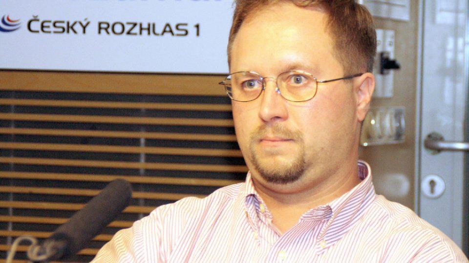 Poradce premiéra Roman Joch