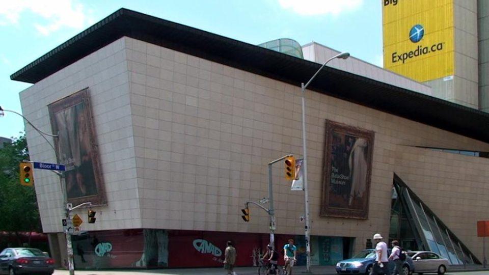 Baťovo muzeum v Torontu