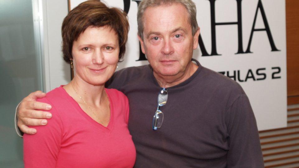 Alexander Hemala a Zuzana burešová