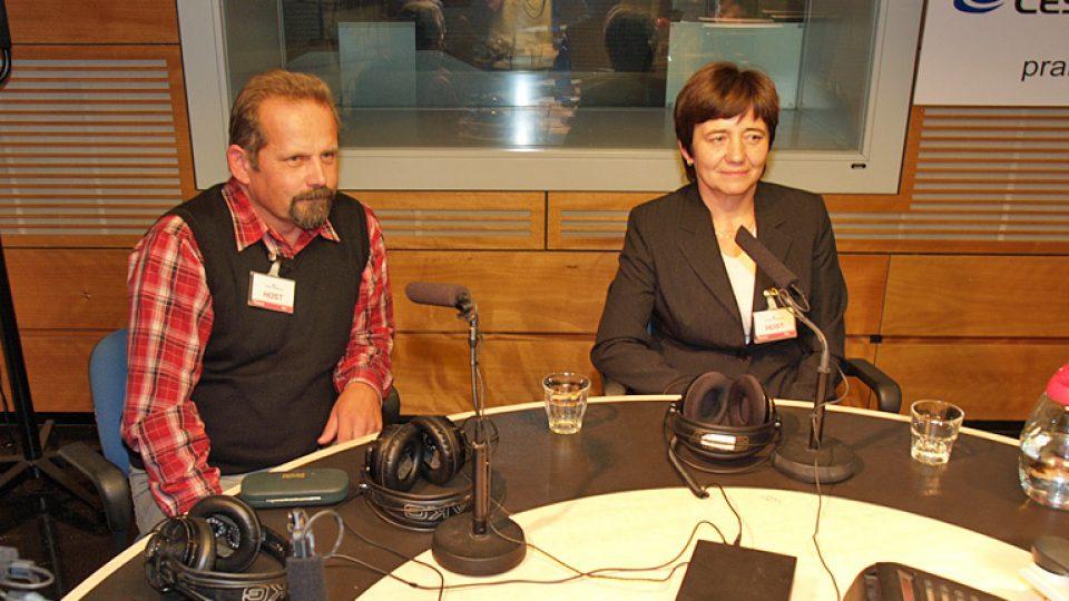 Vladimír Procházka a Jana Jírová