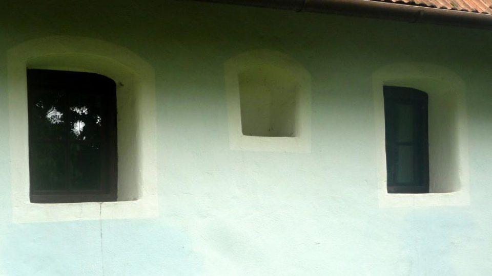 Okna do ulice
