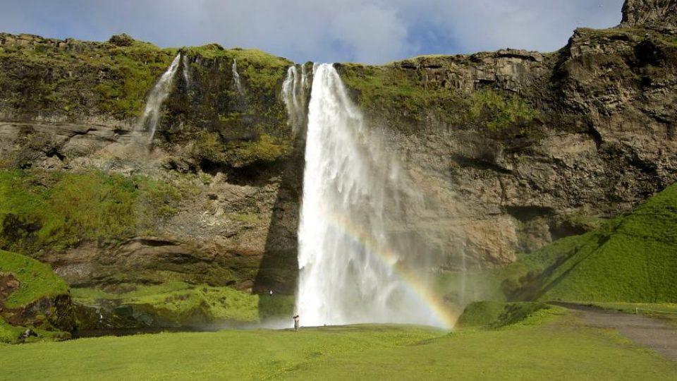 Island oplývá přírodními krásami