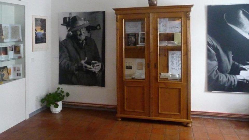 Expozice v Muzeu Josefa Váchala