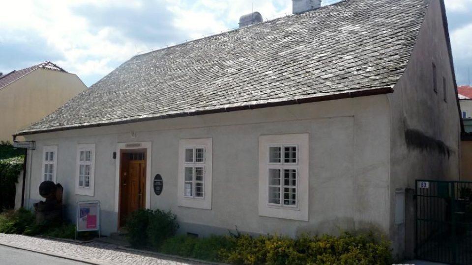 Dům Josefa Portmana v Litomyšli