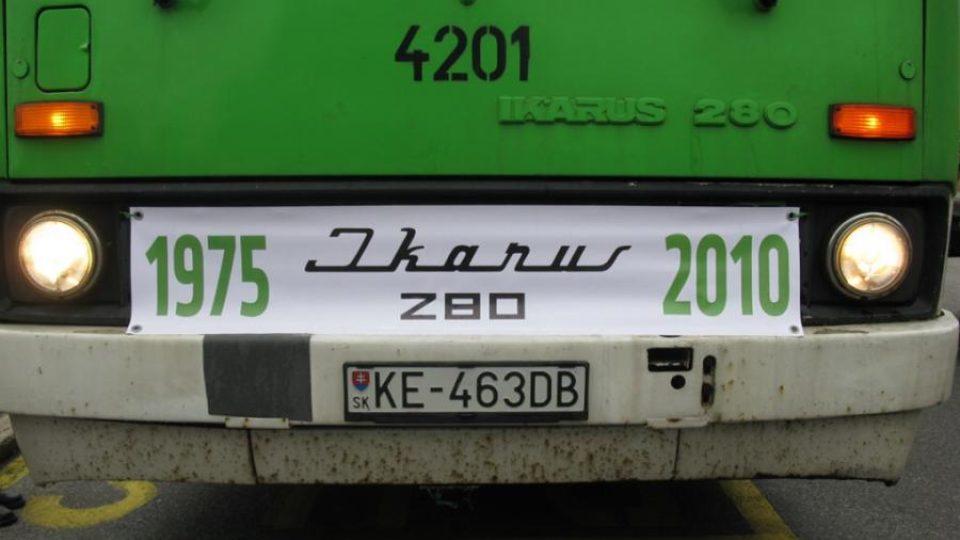 Autobusy maďarské výroby Ikarus