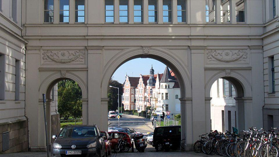 Ulice Schwerinu