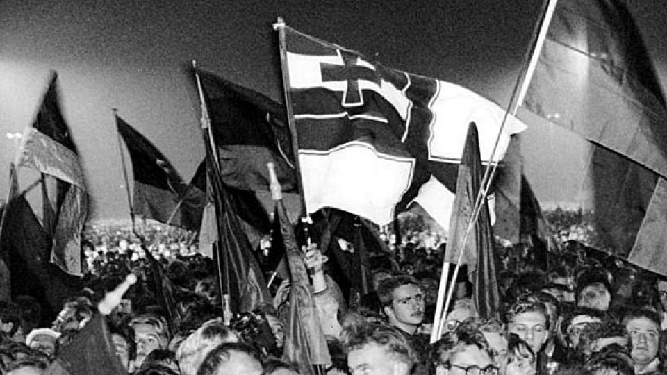 Oslavy sjednocení Německa