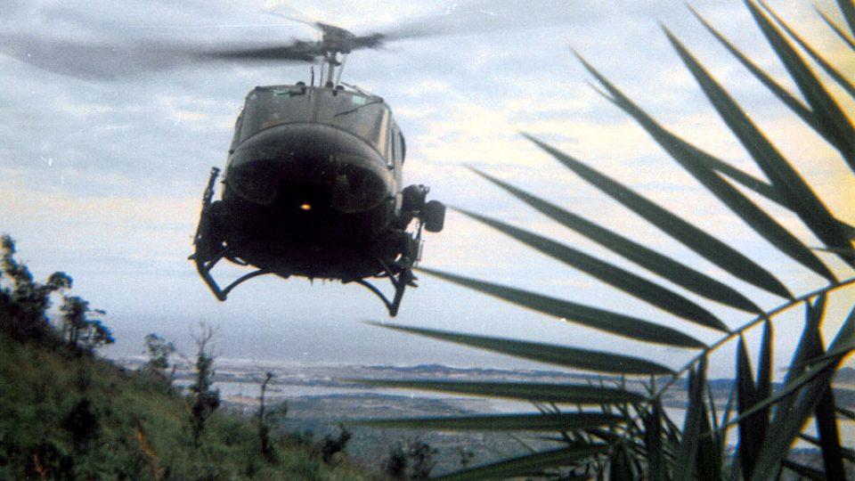 Americký vrtulník