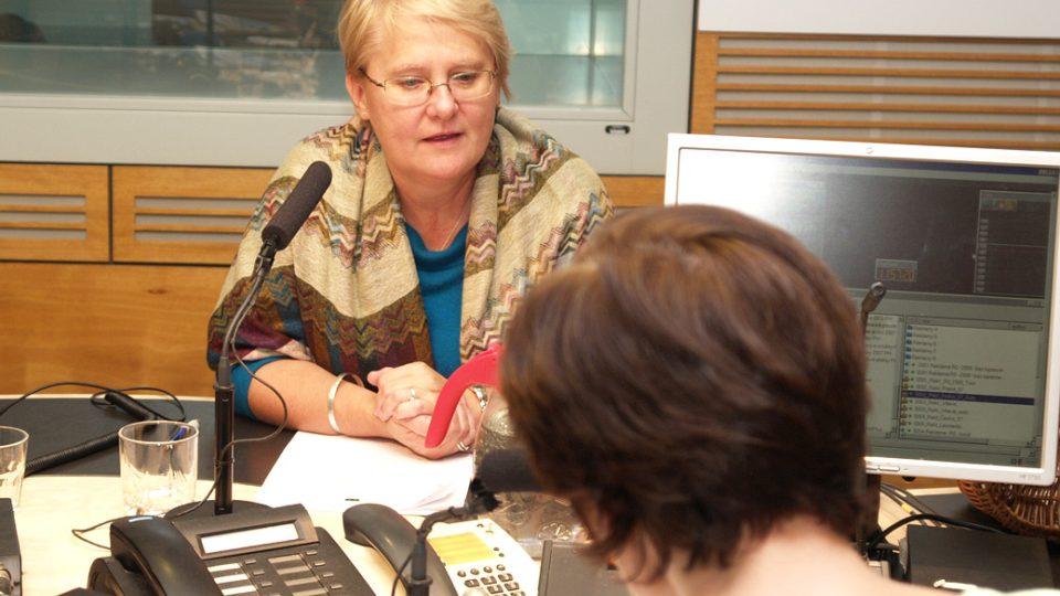 Iva Holmerová a Zuzana Burešová