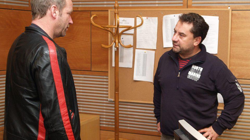 David Koller a Vladimír Kroc