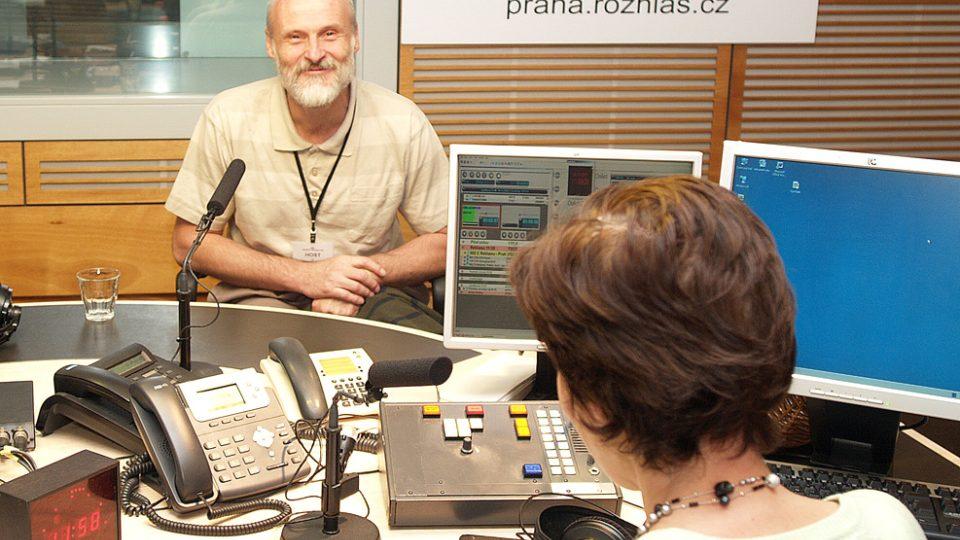 Petr Velenský a Zuzana Burešová