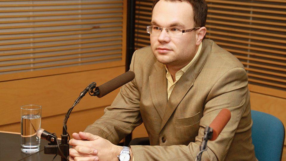 Nový generální ředitel České filharmonie David Mareček