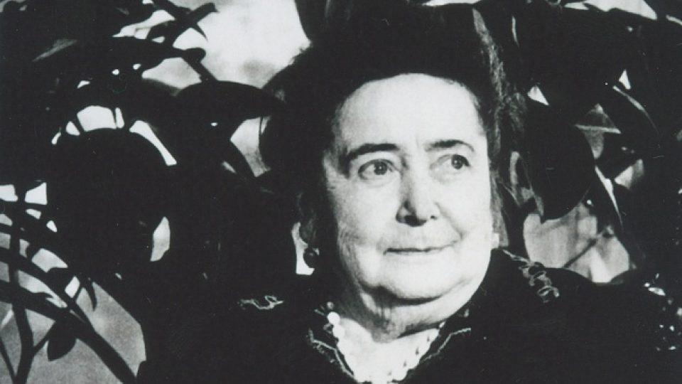 46. Jaroslava Eliášová (10.11.1894 - 9.8.1981)