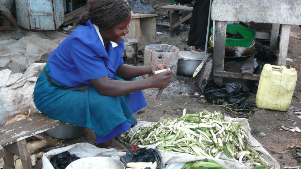 Magdalena Vaculčiaková se na své stáži zaměřila především na speciální projekty pěstování hub, školství a příběhy Uganďanů, se kterými se při svém pobytu setkala.