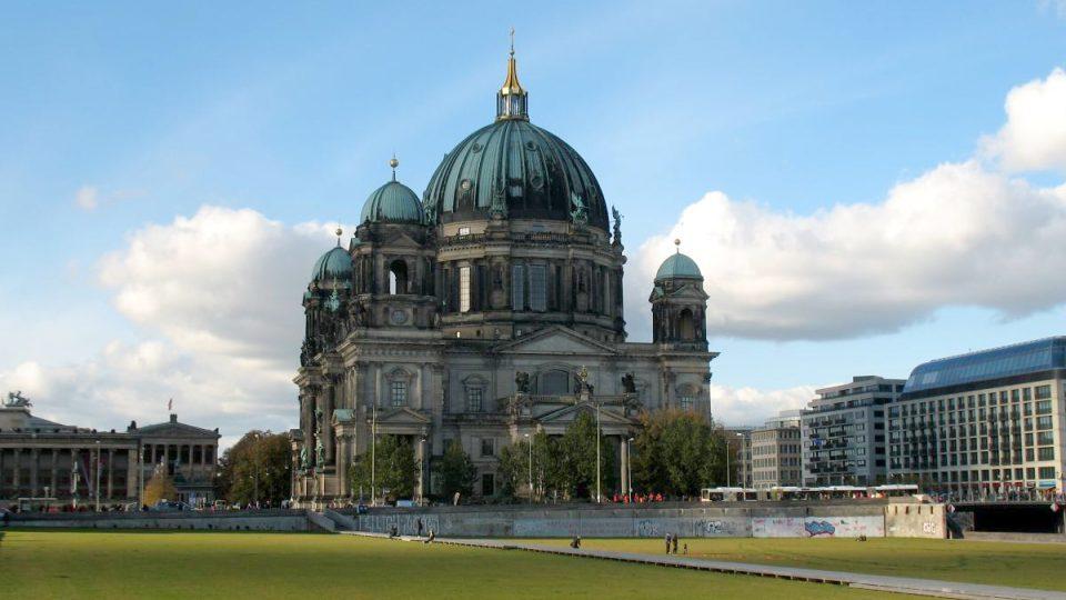 Na této louce by mohl v příštích letech znovu vyrůst berlínský zámek