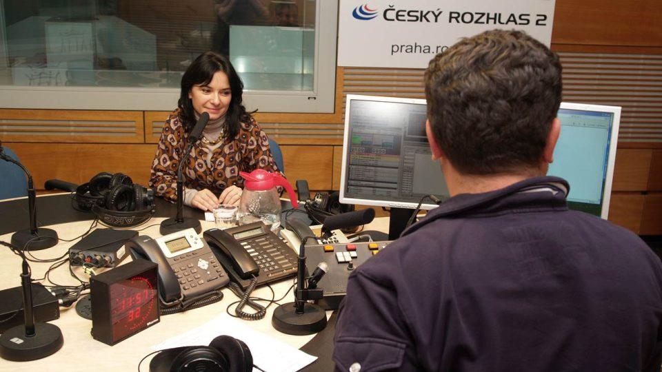 Jana Procházková a Vladimír Kroc