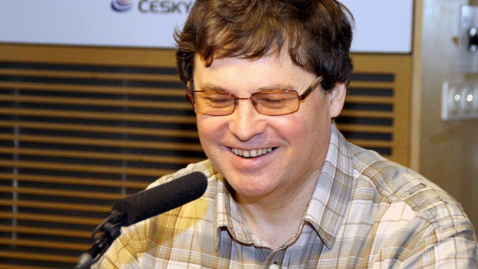 Miroslav Michálek z občanského sdružení Okamžik se zamyslel nad nejčastějšími mýty o nevidomých