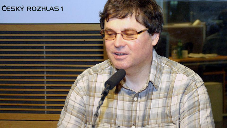 Miroslav Michálek mluvil ve vysílání o mladých dobrovolnících a nadační činnosti vůbec