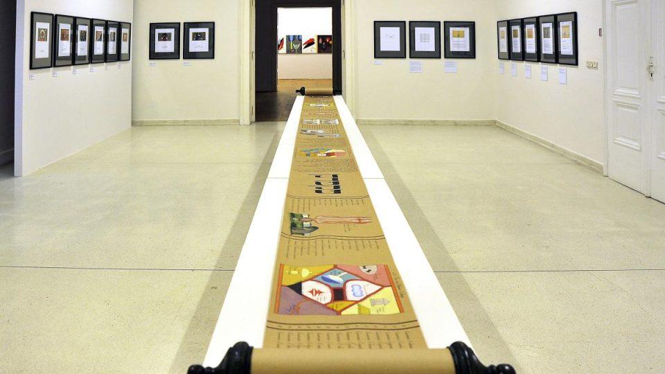 V Pražákově paláci můžete navštívit stálou expozici moderního a současného umění ze sbírek Moravské galerie v Brně
