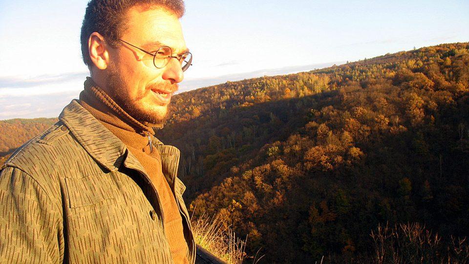 Hradní pán z Nového Hrádku Petr Badošek objevil svůj domov na vandru