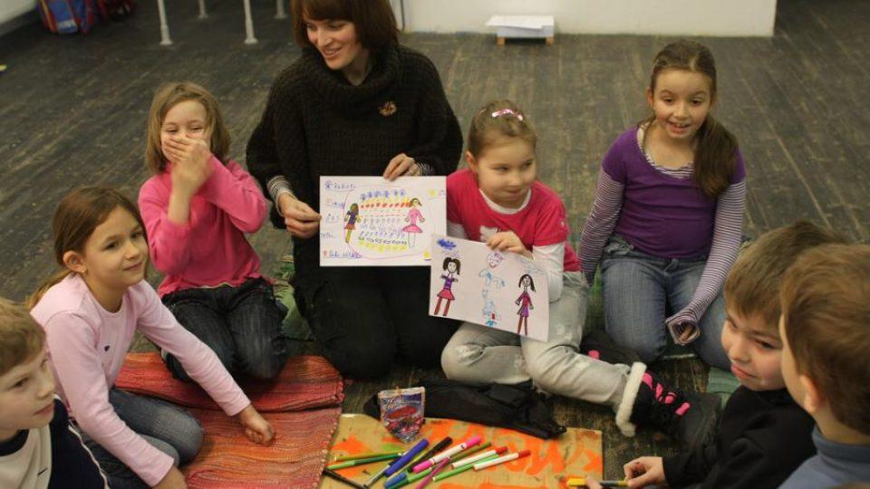 Projekty pro děti tvoří nezanedbatelnou část programové náplně kulturního centra Stanica v Žilině