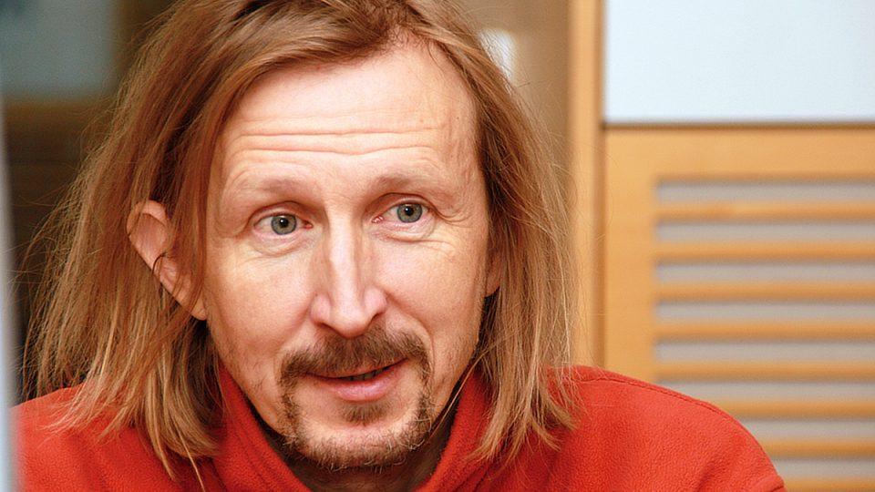 Vladimír Javorský během vysílání mluvil také o své roli ve snímku Legenda o létajícím Cypriánovi
