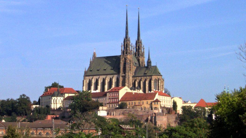 Od roku 1777 je komplex budov s katedrálou na Petrově sídlem brněnského biskupství