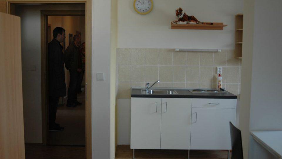 V Lochovicích stojí první azylový dům na Hořovicku
