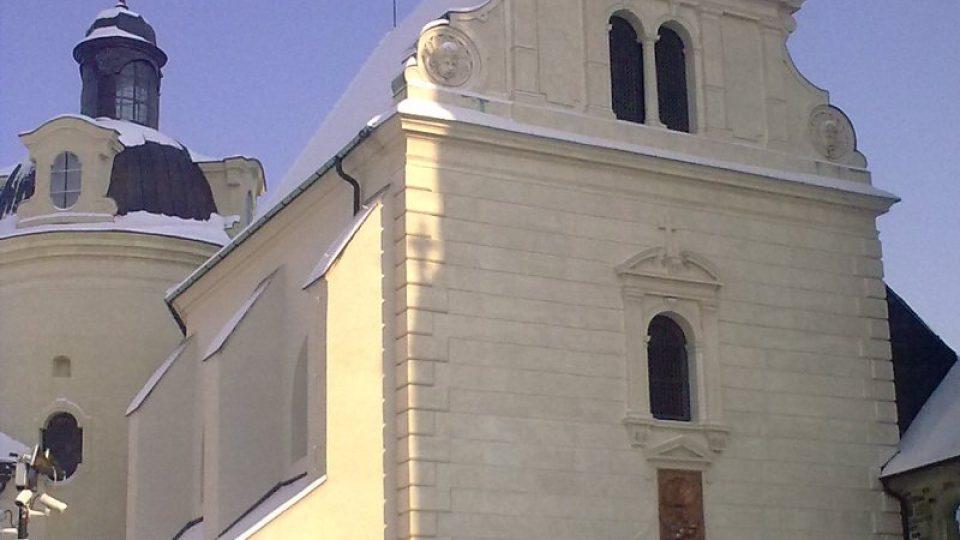 Sousední kaple svaté Anny sloužila do roku 1916 jako volební místo olomouckých biskupů a arcibiskupů