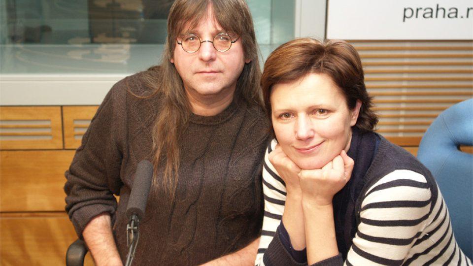 Josef Lada a Zuzana Burešová