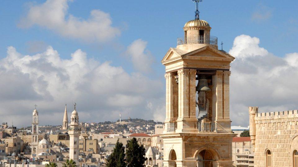 Betlém býval převážně křesťanský, dnes už je tu více muslimů