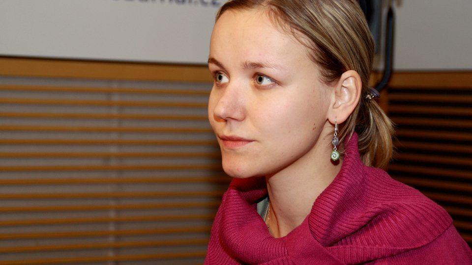 Tereza Vandrovcová poukázala na špatné zakázení s kapry nejen na stáncích, ale i při přepravě