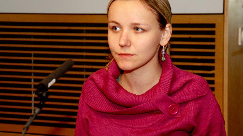 Tereza Vandrovcová se domnívá, že člověk by alespoň o Vánocích nemusela zabíjet zvířata