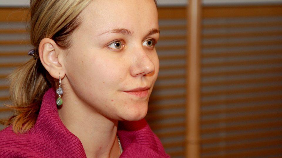 Tereza Vandrovcová nastínila, jak se v Česku mění jídelní návyky